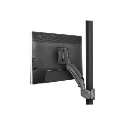 Chief Kontour Series K1P110B - mounting kit   1 Monitor. Typical Screen Si zes: 10 - 30inch dia