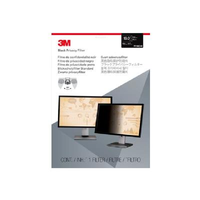 "3M Privacy Filter for 19"" Standard Monitor - display privacy filter - 19"" FITS 19IN NOTEBOOKS OR LCD MONITORS"