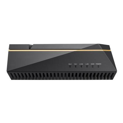 ASUS AiMesh AX6100 RT-AX92U - Wi-Fi system - 802.11a/b/g/n/ac/ax - desktop (Canada) band Mesh System  AiProtection  Pro Network Securit