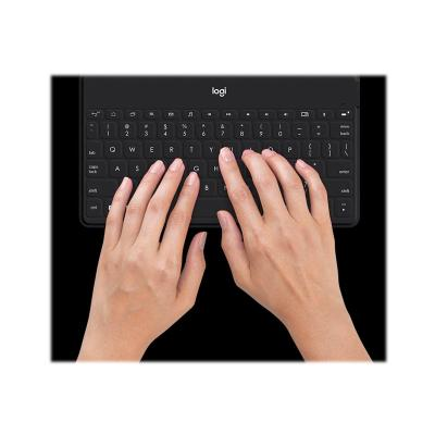 Logitech Keys-To-Go - keyboard - black
