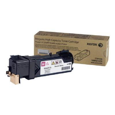 Xerox Phaser 6128MFP - magenta - original - toner cartridge 00 pages - Phaser 6128MFP haser 6128MFP