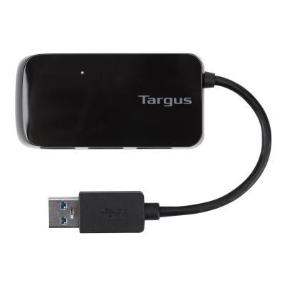 Targus USB 3.0 4-Port Hub - hub - 4 ports (United States)  PERP