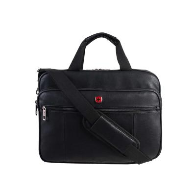 Swiss Gear Business Cases Ultraslim notebook carrying case nt that fits laptops up to 15. 6 inches  and a fron