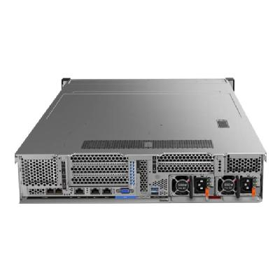 Lenovo ThinkSystem SR550 - rack-mountable - Xeon Silver 4110 2.1 GHz - 16 GB (Region: Canada, United States)  SYST