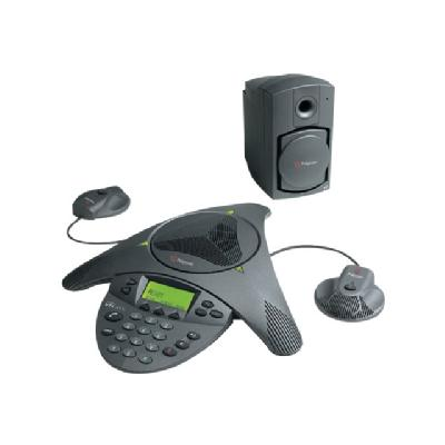 Polycom SoundStation VTX 1000 - conference phone with caller ID/call waiting  CPNT