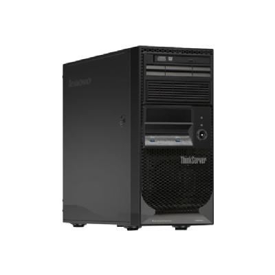 Lenovo ThinkServer TS150 - tower - Xeon E3-1225V6 3.3 GHz - 8 GB (Region: United States)  SYST