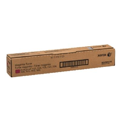 Xerox WorkCentre 7500 Series - magenta - original - toner cartridge - Sold 5 MAG