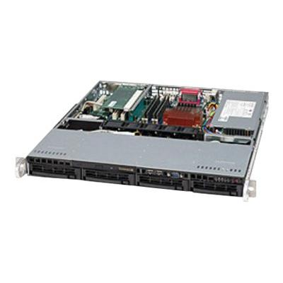 Supermicro SC813M TQ-350CB - rack-mountable - 1U - ATX  RM