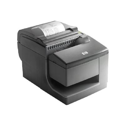 HP Hybrid Thermal Printer with MICR - receipt printer - two-color (monochrome) - direct thermal R ines/sec - monochrom
