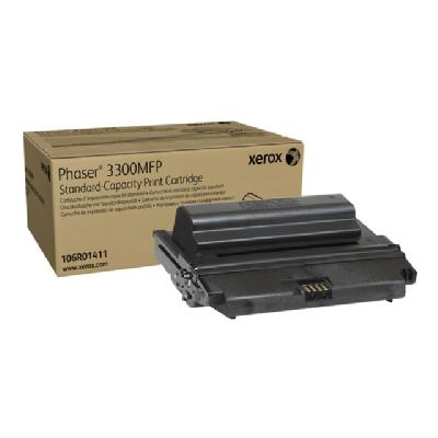 Xerox - black - original - toner cartridge  - Phaser 3300MFP