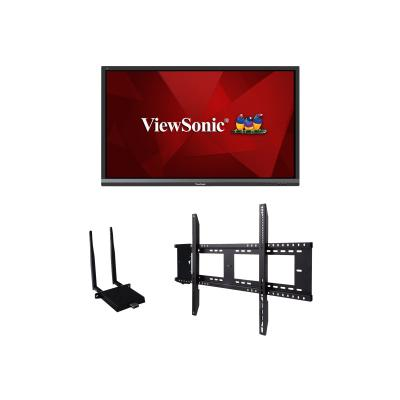"ViewSonic ViewBoard IFP6550-E1 65"" LED display - 4K  PERP"