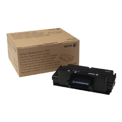 Xerox WorkCentre 3315/3325 - black - original - toner cartridge CARTRIDGE; WORKCENTRE 3315; (2  300 PAGES) NORTH AM
