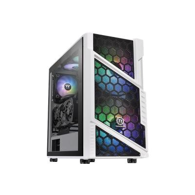 Thermaltake Commander C31 TG Snow - ARGB Edition - tower - ATX