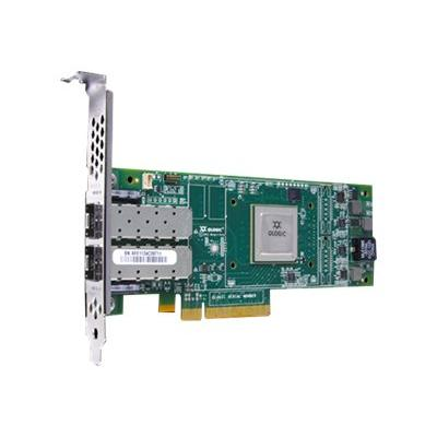 HPE StoreFabric SN1100Q 16Gb Dual Port - host bus adapter - PCIe 3.0 - 16Gb Fibre Channel x 2  CTLR