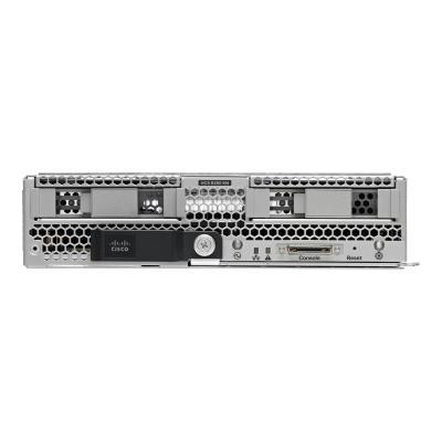Cisco UCS SmartPlay Select B200 M4 Basic 1 - blade - Xeon E5-2609V3 1.9 GHz - 64 GB - no HDD  BLAD