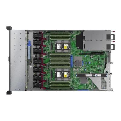 HPE ProLiant DL360 Gen10 Network Choice - rack-mountable - Xeon Silver 4208 2.1 GHz - 16 GB - no HDD (Language: Japanese / region: Japan) FSYST