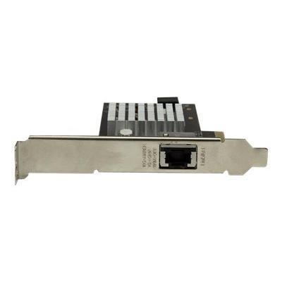 StarTech.com 1 Port 10G PCIe Network Card - 10GBase-T / NBASE-T - RJ45 Port - Intel X550 Chipset - Ethernet Card - Network Adapter - Intel NIC Card (ST10000SPEXI) - network adapter - PCIe 2.0 - 10Gb Ethernet x 1  CTLR