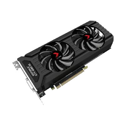 PNY GeForce GTX 1080 - XLR8 OC GAMING Edition - graphics card - GF GTX 1080 - 8 GB - black  PCIE x16 GDDR5X Dual Fan