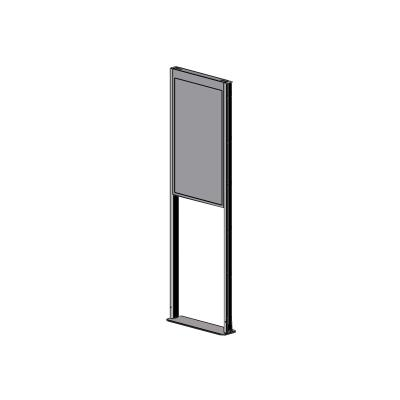 Peerless-AV SmartMount Floor mount DS-OM46ND-FLOOR - stand DMNT