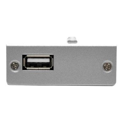 Tripp Lite 4-Port USB 2.0 Hi-Speed Printer / Peripheral Sharing Switch - USB peripheral sharing switch - 4 ports  PERP