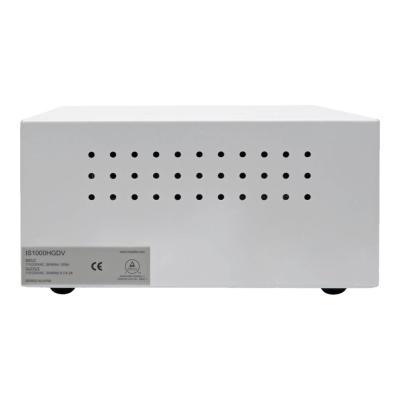 Tripp Lite Isolator Series Dual-Voltage 115/230V 1000W 60601-1 Medical-Grade Isolation Transformer, C14 Inlet, 8 C13 Outlets - transformer - 1000 Watt - 1000 VA  CPNT