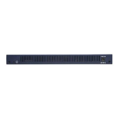 NETGEAR GS116 16 Port Gigabit Desktop Switch - switch - 16 ports (North America) TPERP