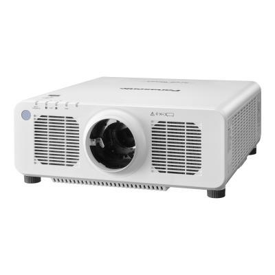Panasonic PT-RZ120WU - DLP projector - zoom lens - LAN HT