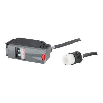 APC IT Power Distribution Module - automatic circuit breaker 08 V - 1 x power NEMA L21-20