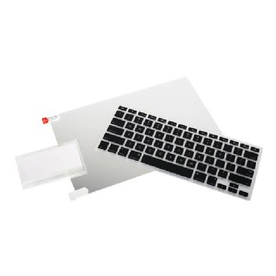 IOGEAR notebook screen protector and keyboard skin ro Retina Keyboard Skin and Sc reen Protector