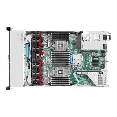 HPE ProLiant DL365 Gen10 Plus - rack-mountable - EPYC 7262 3.2 GHz - 32 GB - no HDD (Region: Worldwide) FF Svr