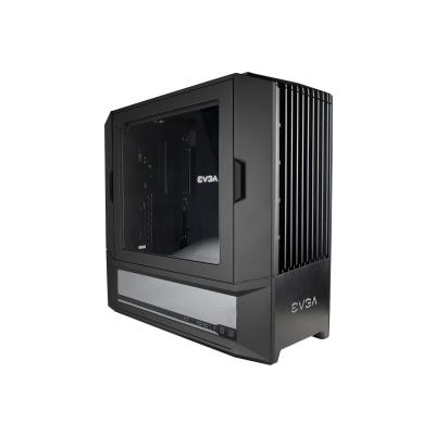 EVGA DG-8 DG-85 - tower - extended ATX ng Platform; Finish: Gunmetal Grey with Front Wind