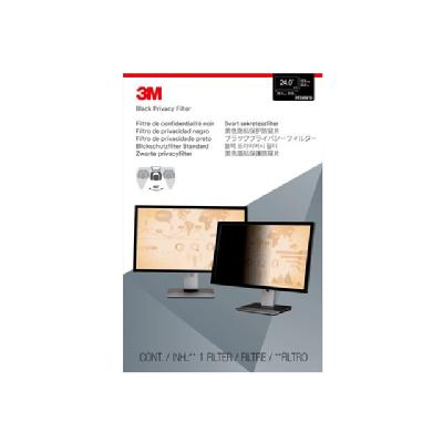 "3M Privacy Filter for 24"" Widescreen Monitor (16:10) - display privacy filter - 24"" wide er - 24-inch wide itors"