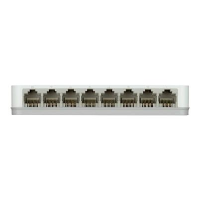 D-Link GO-SW-8G - switch - 8 ports - unmanaged  PERP