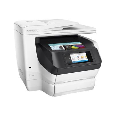 HP Officejet Pro 8740 All-in-One - multifunction printer (color) (English, French, Spanish / Canada, United States)