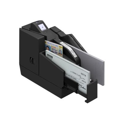 Epson TM S2000II 130 DPM - receipt printer - B/W - ink-jet &MSR EBCK