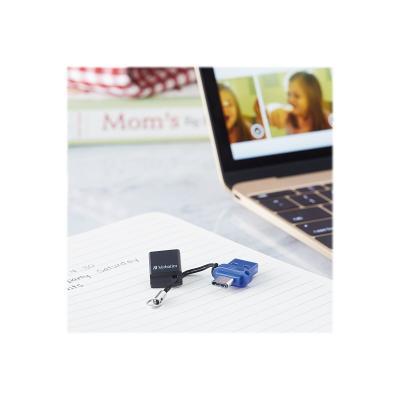 Verbatim Store 'n' Go Dual USB Flash Drive for USB-C Devices - USB flash drive - 32 GB DRIVE USB-C DEVICES