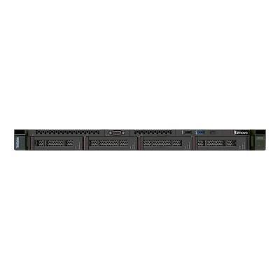 Lenovo ThinkSystem SR250 - rack-mountable - Xeon E-2288G 3.7 GHz - 16 GB - SSD 2 x 480 GB (Region: North America)  SYST