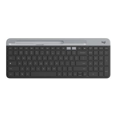 Logitech Slim Multi-Device K580 Keyboard Chrome OS Edition - keyboard e Keyboard