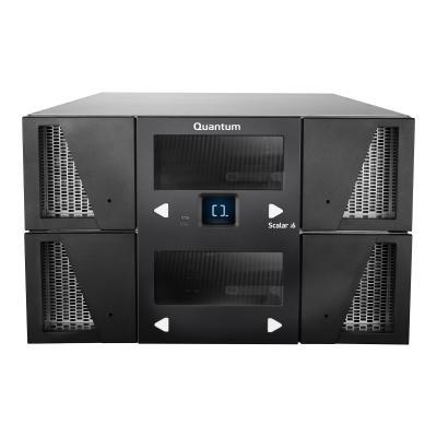Quantum Scalar i6, Control Module - tape library - no tape drives  6U Control Module  50 license d slots  no tape dri