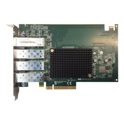 Lenovo ThinkSystem Emulex OCe14104B-NX - network adapter - PCIe 3.0 - 10 Gigabit SFP+ x 4 TCTLR