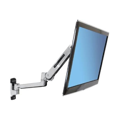 Ergotron LX Sit-Stand Wall Mount LCD Arm - mounting kit - for LCD display