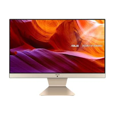 """ASUS Vivo AiO V222FAK - all-in-one - Pentium Gold 6405U 2.4 GHz - 8 GB - SSD 256 GB - LED 21.5"""" USYST"""