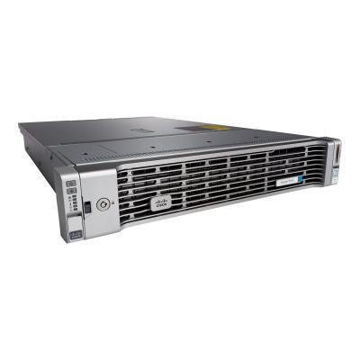 Cisco UCS Smart Play Select HX240c Hyperflex System - rack-mountable - Xeon E5-2630V4 2.2 GHz - 256 GB - 14.92 TB  SYST