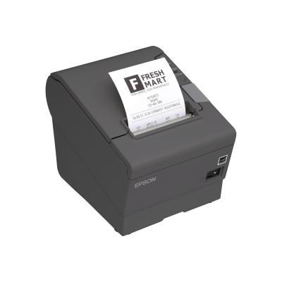 Epson TM T88V - receipt printer - B/W - thermal line E-STR EDG hrome - Thermal line