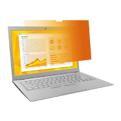 "3M Gold Privacy Filter for 13.3"" Widescreen Laptop - notebook privacy filter  ACCS"