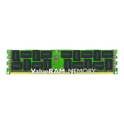 Kingston ValueRAM - DDR3 - 16 GB: 4 x 4 GB - DIMM 240-pin - registered CMEM
