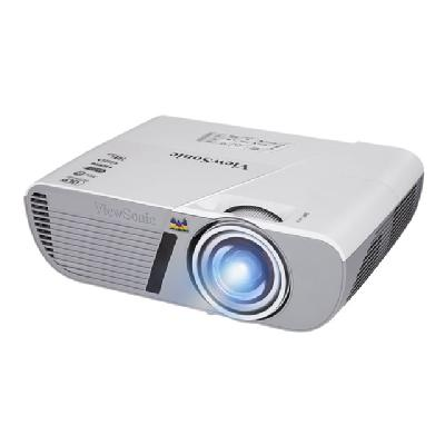 ViewSonic LightStream PJD5553Lws DLP projector - 3D (United States)  PROJ
