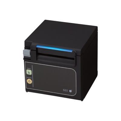 Seiko Instruments Qaliber RP-E11 - receipt printer - B/W - direct thermal Performance POS receipt printe r  1.15 ft/s. (350mm