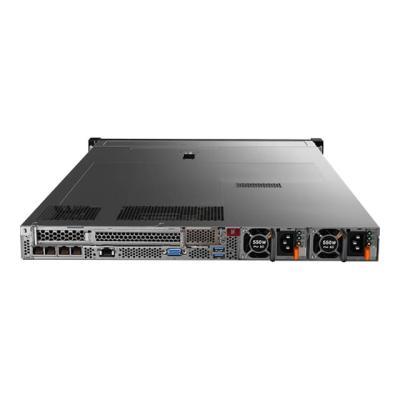 Lenovo ThinkSystem SR630 - rack-mountable - Xeon Silver 4208 2.1 GHz - 16 GB - no HDD (Region: North America)  SYST