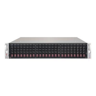 Supermicro SC216 BE2C-R741JBOD - rack-mountable - 2U  RM